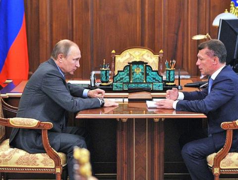 Владимир Путин поручил Минис…