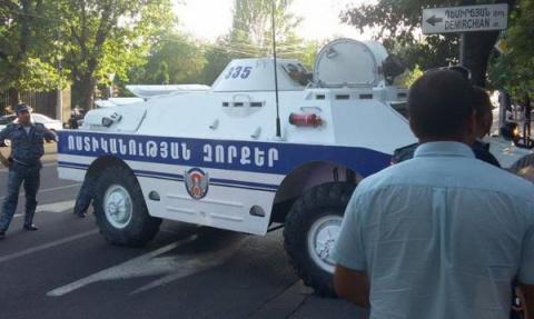 Хозяева ереванских террорист…