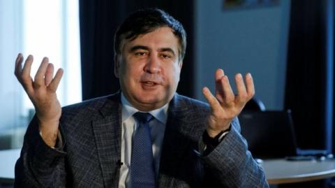 Саакашвили рассказал о ночно…
