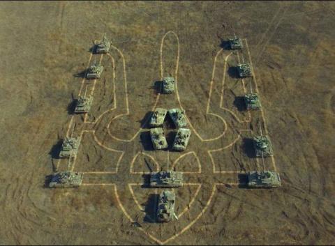 Лучшая армия на континенте, бггг