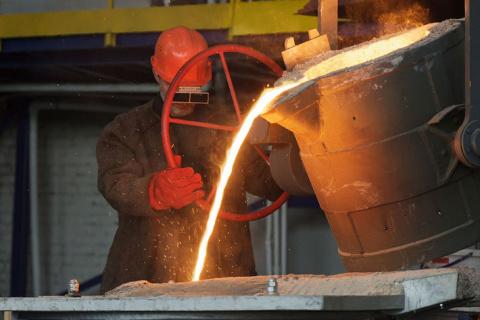 В Туле открыли литейно-механический завод