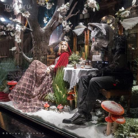 Рождественские сказки Москвы