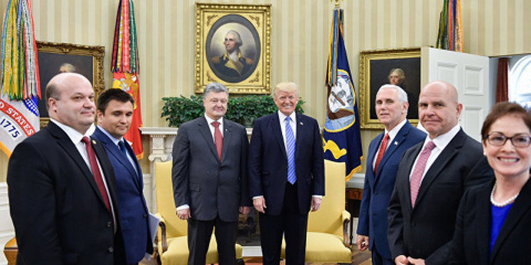 Украинский козырь Трампа. Руслан Осташко