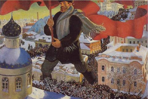 Владимир Гречанинов: Так была у нас Великая октябрьская социалистическая революция или нет?