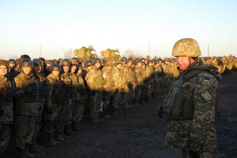 Со стороны Украины готовятся…