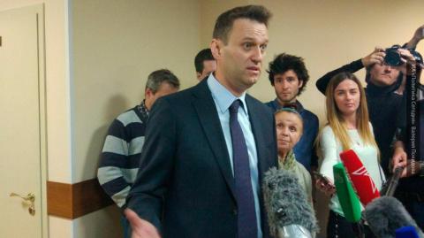 Новый позор Навального: ФБК …