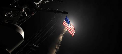 Сын Трампа гордится ударом США по Сирии