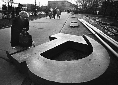 Проедая советское прошлое.