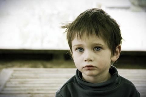 Детдомовский мальчик против …
