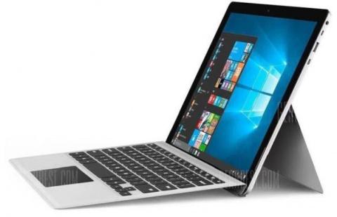 Teclast X5 Pro — китайский конкурент Microsoft Surface Pro