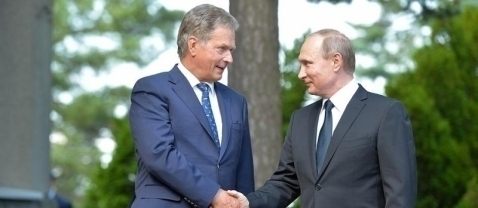 Финляндия в ожидании Путина