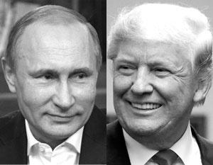 Трамп прилетит навстречу Путину