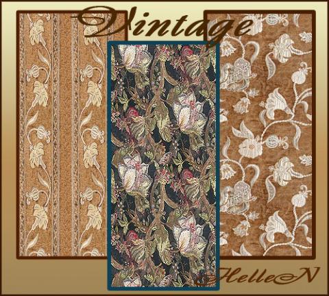 Vintage patterns by Hellen