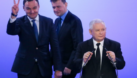 Польша - гиена Европы !