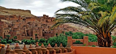 ПУТЕШЕСТВИЯ. Жемчужина Магриба. Марокко - часть 5