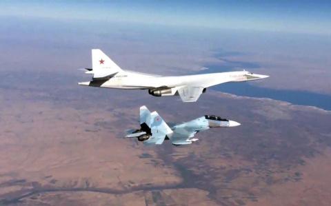 ВКС России разбомбили боевик…