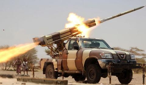 Йеменцы наступают, сауды нес…