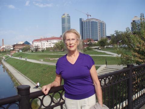 Людмила Моралева