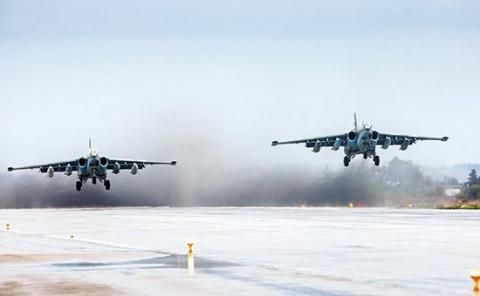 Летчики США пожаловались на российских пилотов в Сирии