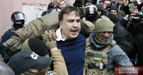 Арест Саакашвили: хроника со…