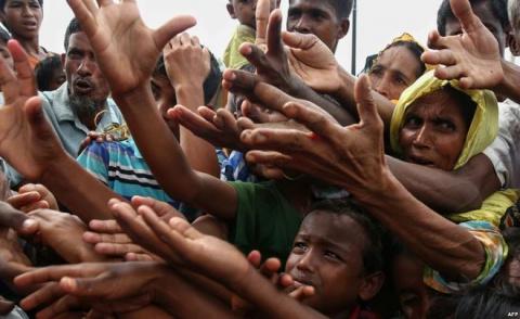 «Военные Мьянмы сначала убил…