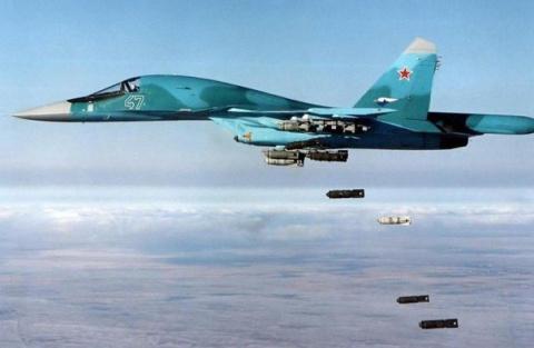 Как русские закидали террористов старьем