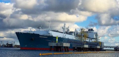 «Газпром» поймал Прибалтику …