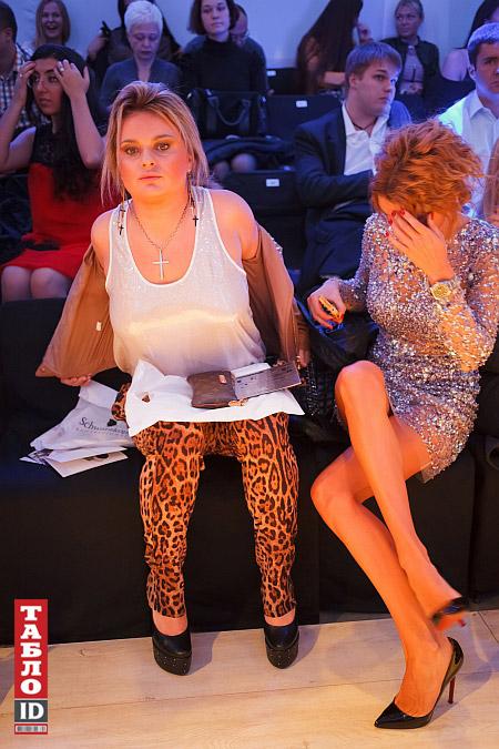 Украинская неделя моды. Смотреть с осторожностью (фото)