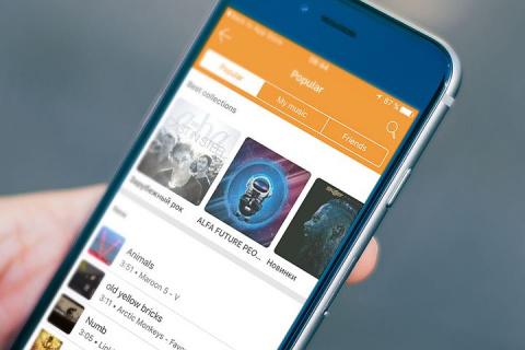 """Музыка вернулась в приложение на iOS социальной сети """"Одноклассники"""""""