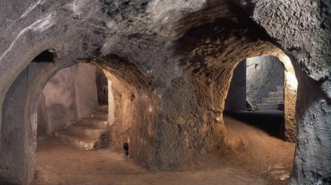 Катакомбы Чехии — мистика и реальность