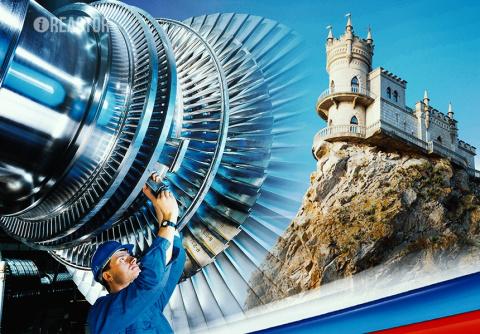 «Турбоскандал» в Крыму пойдёт России только на пользу: Siemens проигрывает