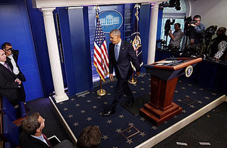 Уходу Барака Обамы посвящает…