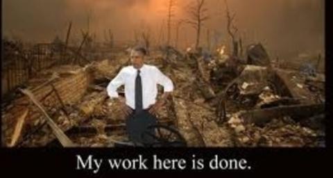 Три провокации Обамы для начала Третьей мировой войны