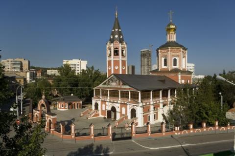 Свято-Троицкий собор г. Саратов