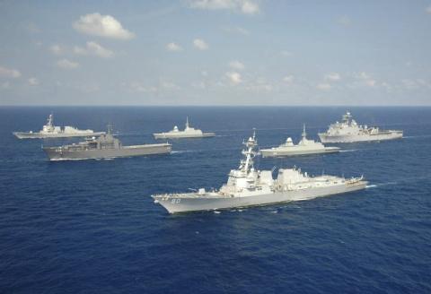 Крым под ударом: США готовятся к вторжению в Черное море