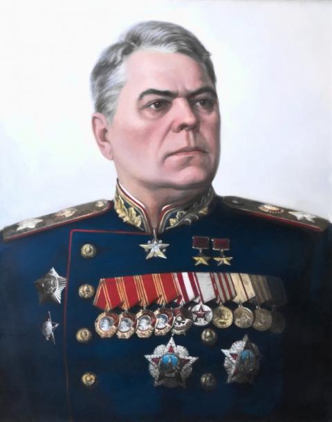 Полководцы Победы. Маршал Советского Союза Александр Михайлович Василевский