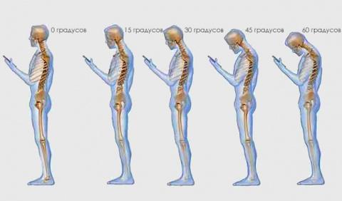 Непоправимый вред мобильного…