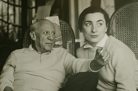 История любви: Пабло Пикассо и Жаклин Рок