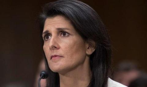 Постпред США в ООН об условиях снятия санкций с России: должны ... завели старую песню