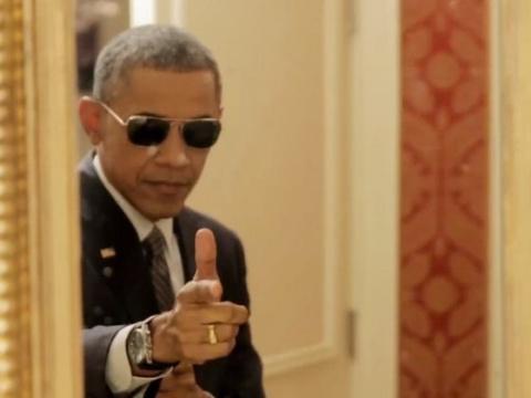 "Обама ""объявил"" о начале развала США"