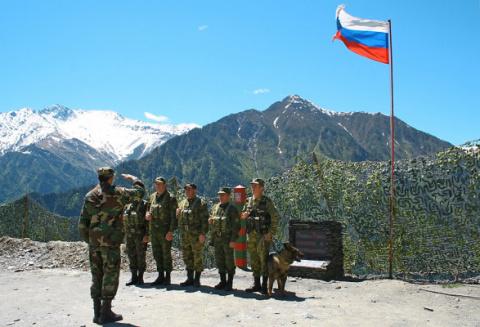 «Дамоклов меч» России: Грузи…
