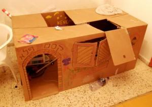 Игрушки для детей из картонн…