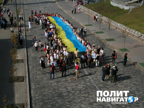 «Женщины Украины» на «марше …