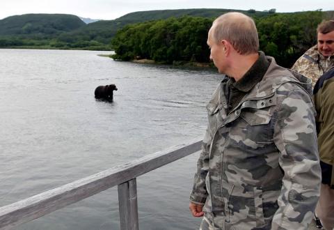 Путин решил, что Россия — держава номер один