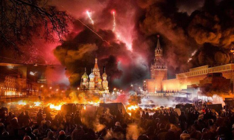 Европа хочет купить Майдан у стен Кремля