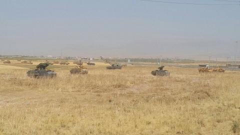 Турция концентрирует войска …