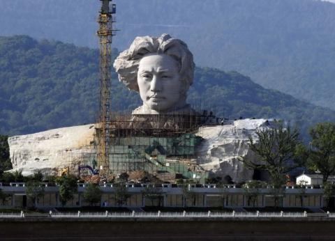 В Китае построили огромную г…