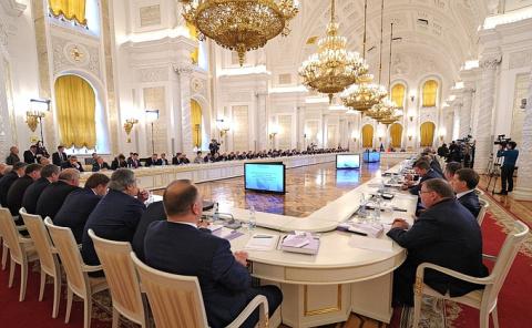 Президент России. Новости недели.