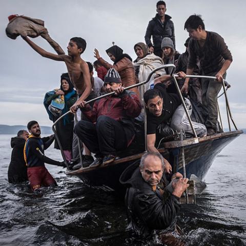 ООН: Количество беженцев дос…