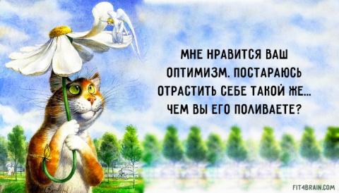 25 оптимистичных цитат Макса Фрая